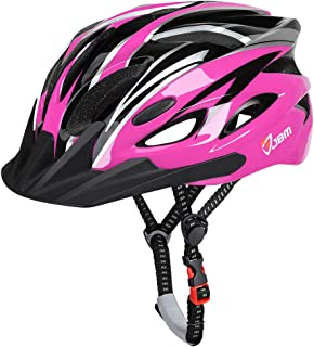 JBM Adult Cycling Bike Helmet Specialized for Men Women Safety Protection CPSC Certified..