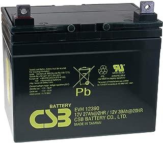 12V Lead-Acid akku-net Blei-Gel-Akku f/ür USV APC RBC24 9Ah 12V ersetzt auch 7,2Ah // 7Ah