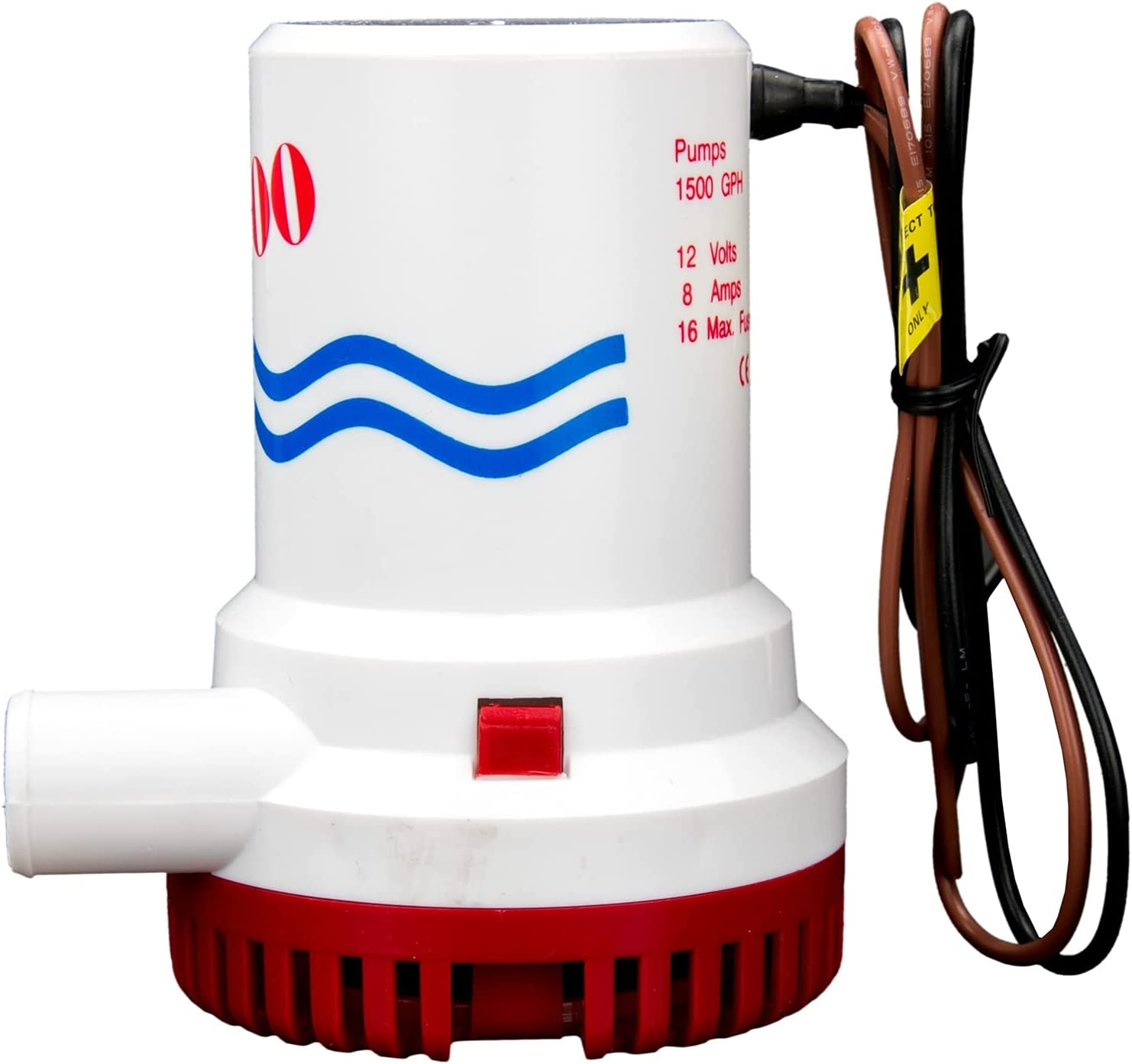 Yi-Achieve Boat Bilge Pump Marine Water Submersible Max 72% OFFicial shop OFF DC Pum Yacht