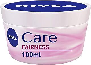 NIVEA, Care, Fairness Creme, Jar, 100ml