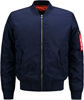6277ec17137 MA1 Men Military Style Pilot Bomber Jacket Air Force Army Tactical Jacket