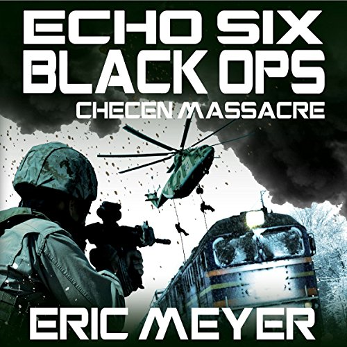 Chechen Massacre audiobook cover art