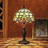 Lámpara de Mesa barroca Europea de 8 Pulgadas Lámpara de Dormitorio Lámpara de mesilla de Noche Sold Only in Collection Outlets