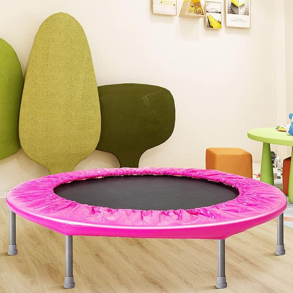 ZWJABYY Kid Trampoline Fitness Trampolin New product Inch Mini Max 68% OFF 45