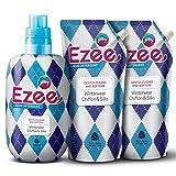 Godrej Ezee Liquid Detergent - 1 kg with Two Refills - 1 kg