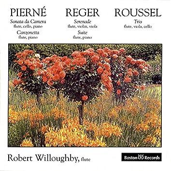 Pierné - Reger - Roussel