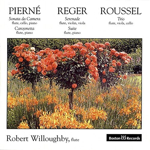 Robert Willoughby & Wilbur Price