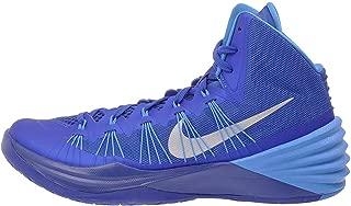 Nike Men's Hyperdunk 2013 TB, GAME ROYAL/METALLIC SILVER-BLUE HR, 12.5 M US