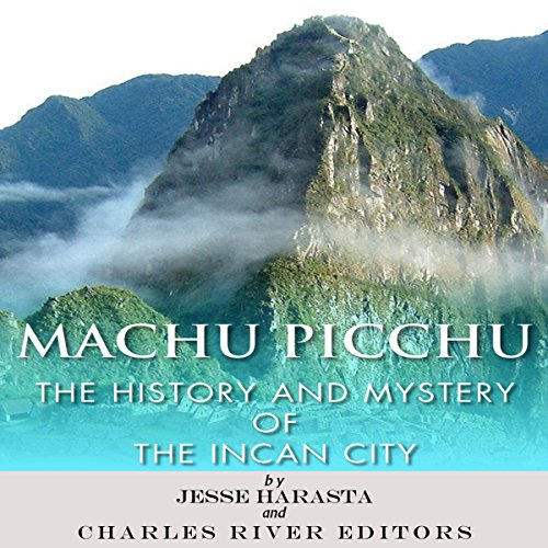 Machu Picchu audiobook cover art