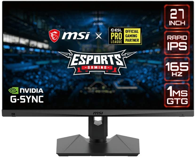MSI QHD Rapid-IPS Gaming Non-Glare Popular overseas Super x Louisville-Jefferson County Mall Bezel 1ms 2560 Narrow
