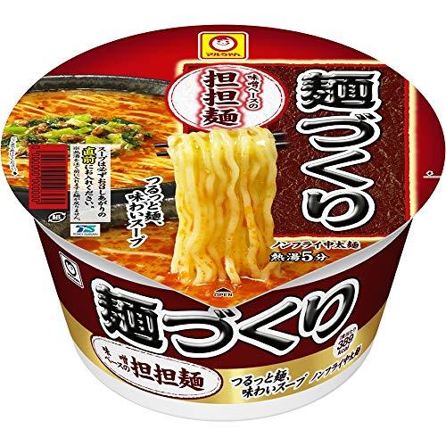 東洋水産 麺づくり 担担麺 ケース売り 110g×12食入