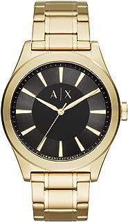 Men's 44mm Goldtone Sunray Y-Link Bracelet Watch