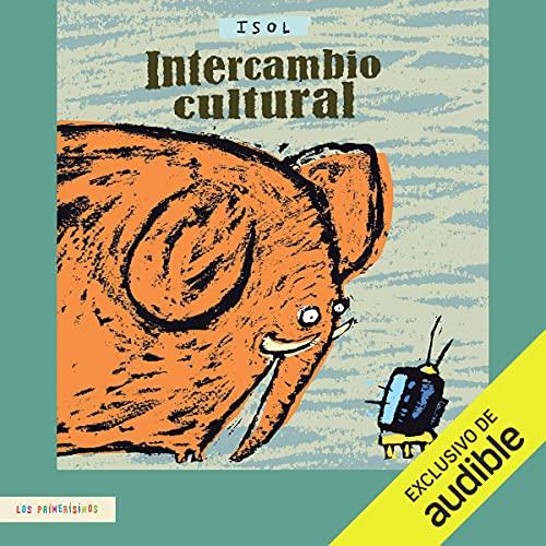 Diseño de la portada del título Intercambio cultural