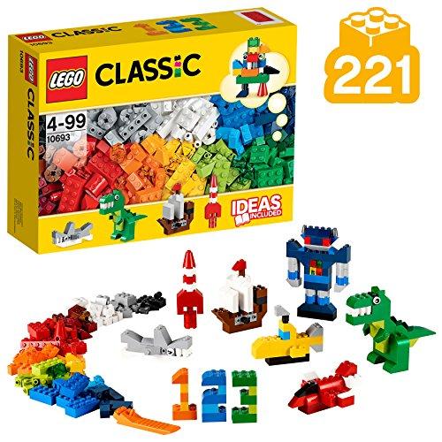 LEGO Classic - Complementos Creativos, Juguete de Construcción Didác