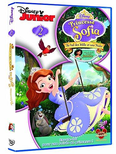 Princesse Sofia - 2 - Au bal des mille et une nuits [Francia] [DVD]