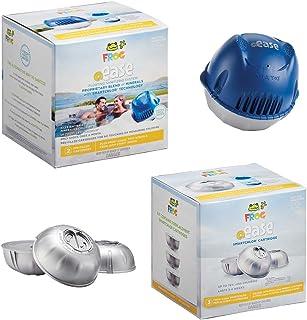 FROG @ease Floating Sanitizing System plus FROG @ease SmartChlor Cartridge 3 Pack
