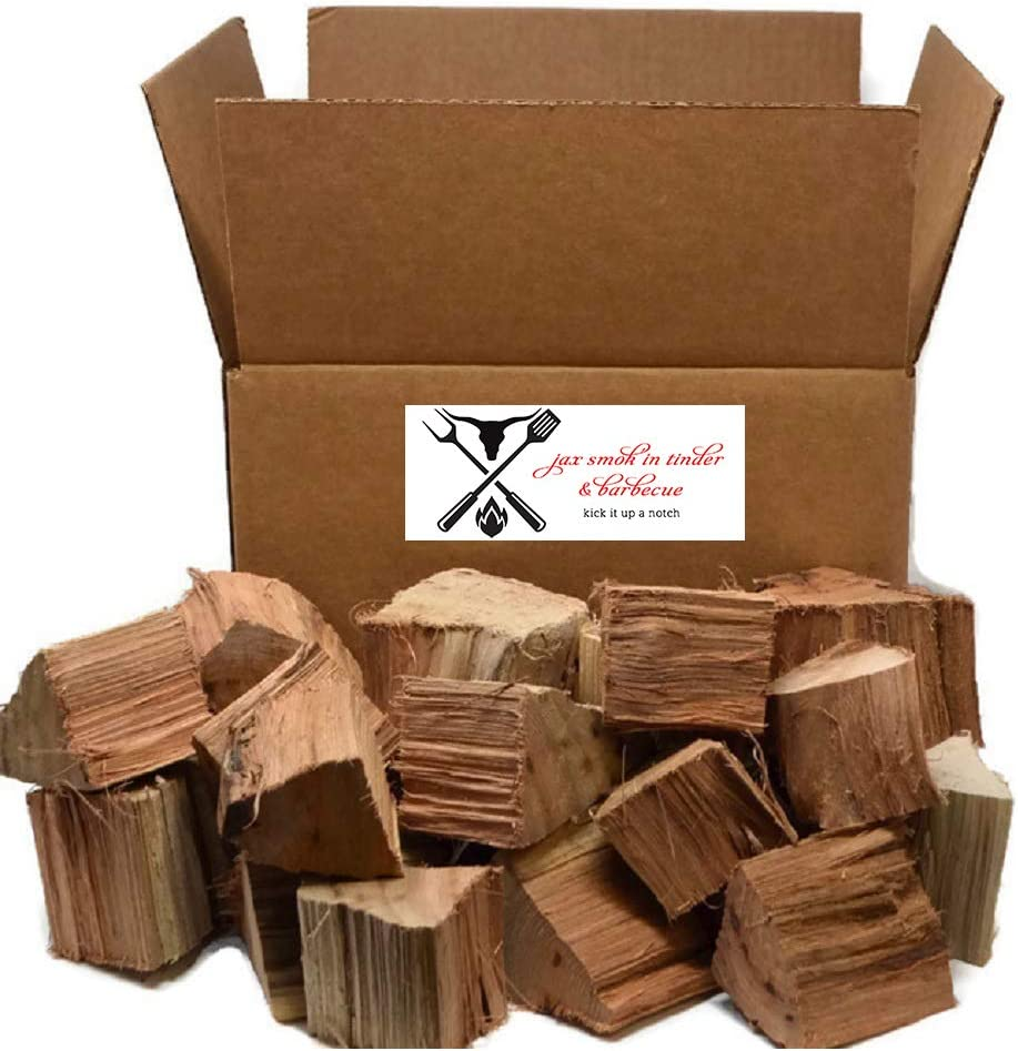 Jax Smok'in Tinder Premium BBQ Grill Appr Wood 人気商品 - Flavored Chunks 新入荷 流行