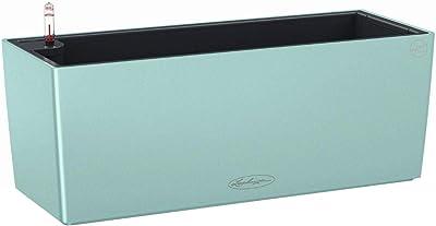 Lechuza 15695 Balconera Color 50 Pastel Green Indoor/Outdoor Planter