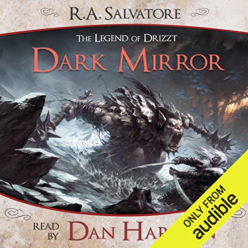 Dark Mirror audiobook cover art