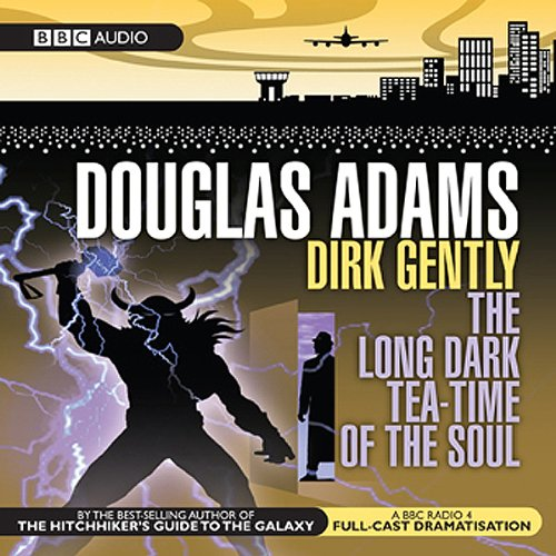 Dirk Gently cover art