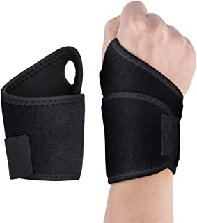 Circulation /& Recovery Atlas Sport Compression Wrist Support with Copper Comfortable Sleeve Design for Pain Relief M 1 Pair Flexible Stabilizer Braces for Maximum Mobility /& Injury Prevention