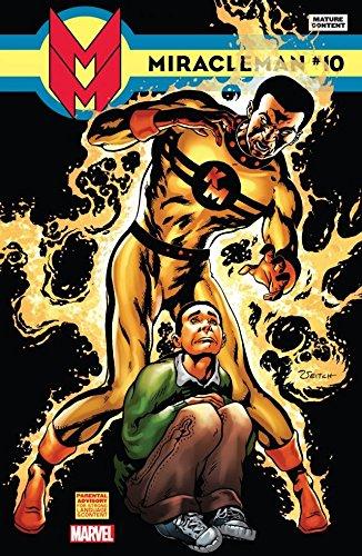 Miracleman #10 (Miracleman: Parental Advisory Edition) (English Edition)