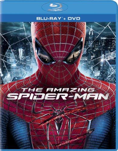The Amazing Spider-Man (Three-Disc Combo: Blu-ray / DVD)