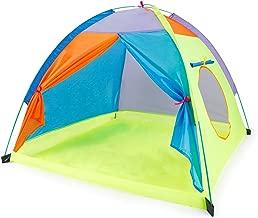 Gorich Kids Tent Kids Play Tent Toddler Tent Playhouse for Children Kids Indoor and Outdoor Rainbow 48