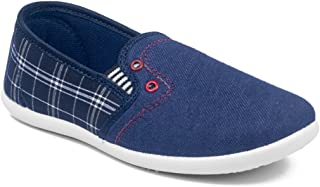 Asian shoes Hunter-31 Blue Kids Casual Shoes
