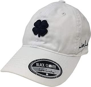 Black Clover So Soft Adjustable Latch Hat