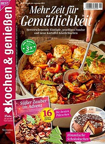 Kochen & Genießen 11/2019