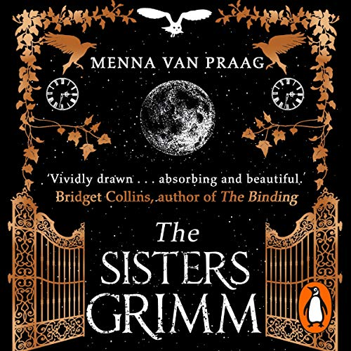 The Sisters Grimm cover art