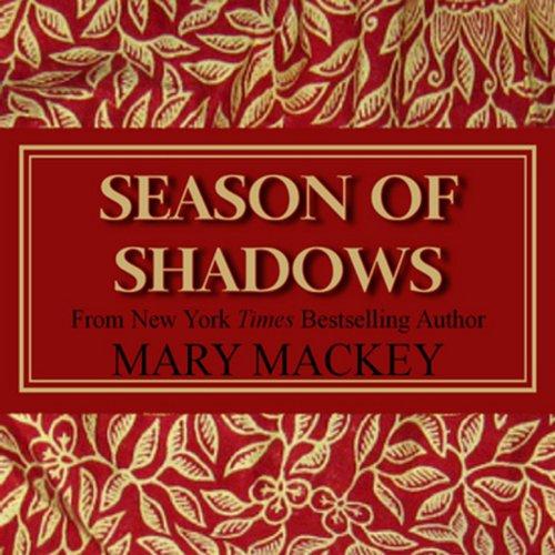 Season of Shadows audiobook cover art