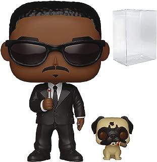 Funko Pop! & Buddy: Men in Black - Agent J & Frank Pop! Vinyl Figure (Includes Compatible Pop Box Protector Case)