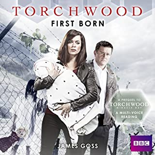 Torchwood: First Born cover art