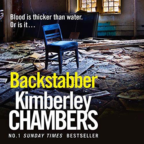 Backstabber cover art