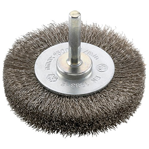 Forum brosse ronde en acier 40 mm, 6 mm, 4317784861441