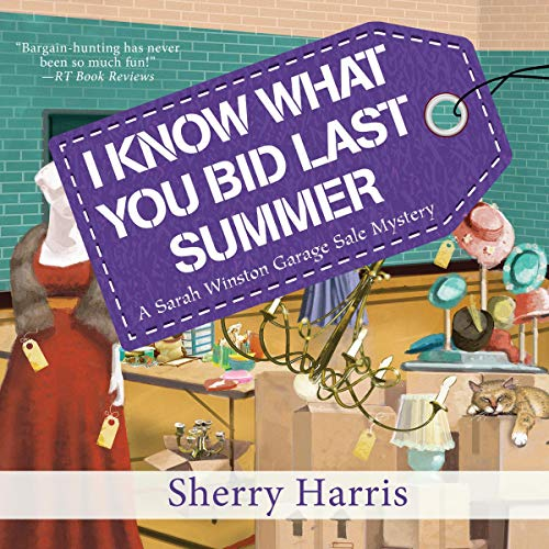 I Know What You Bid Last Summer audiobook cover art