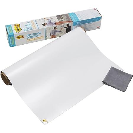 ポストイット ホワイトボードフィルム 900×600mm 1枚 DEF3x2