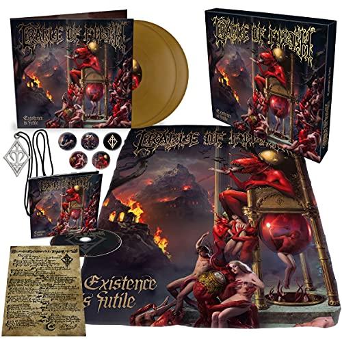 Existence Is Futile (Ltd.Box Edition) [Vinyl LP]