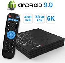 Android TV Box,T95 MAX Android 9.0 TV Box 4GB RAM/32GB ROM