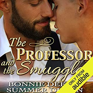 The Professor and the Smuggler                   By:                                                                                                                                 Bonnie Dee,                                                                                        Summer Devon                               Narrated by:                                                                                                                                 Patrick Eastham                      Length: 7 hrs and 19 mins     1 rating     Overall 4.0