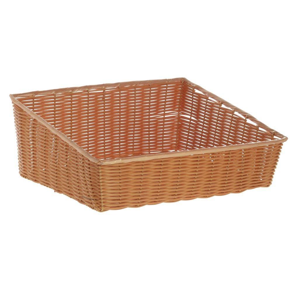 Natural Color Wicker Basket Rectangular x 20