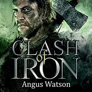 Clash of Iron cover art
