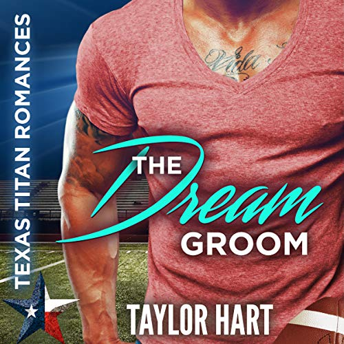 The Dream Groom audiobook cover art