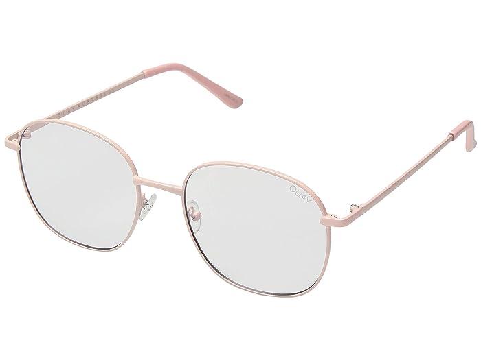Jezabell (Pink/Clear Blue Light) Fashion Sunglasses