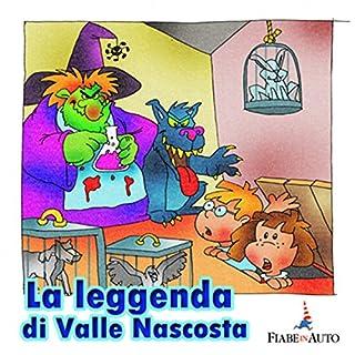 La leggenda di Valle Nascosta copertina