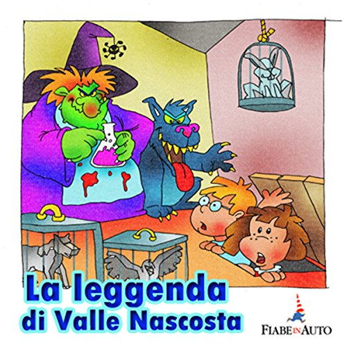 La leggenda di Valle Nascosta audiobook cover art