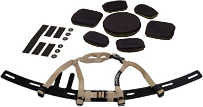 Oregon Aero BLSS Kit (Ballistic Helmet Liner & Suspension System) for The PASGT Helmet