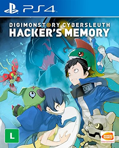 Digimon Story Cyber Sleuth Hackers Memory - PlayStation 4